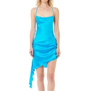 Amanda Uprichard Solange Dress in Silk